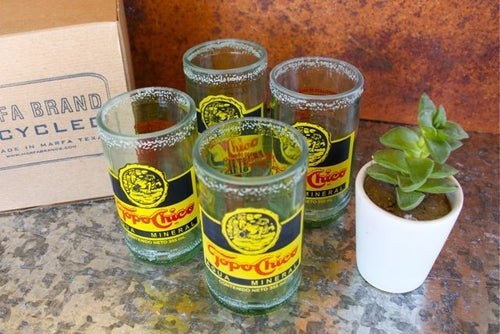 Image of Topo Chico Glassware Set of Six