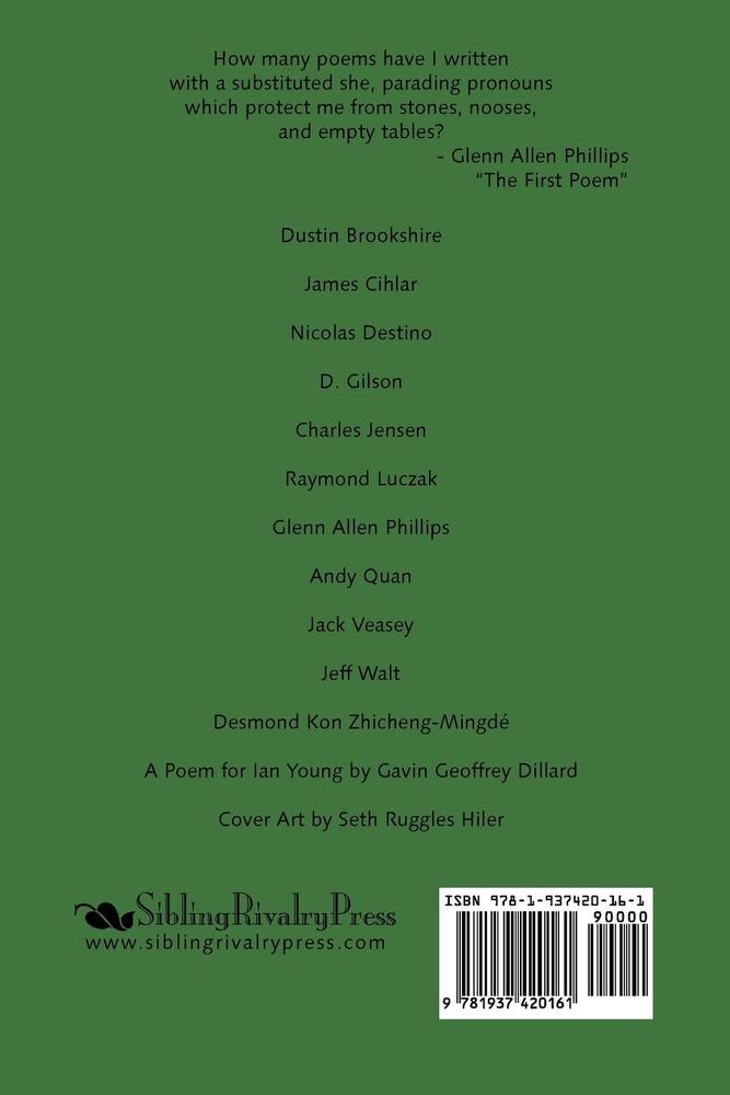 Image of Assaracus Issue 06: A Journal of Gay Poetry (Cihlar, Jensen, Quan)