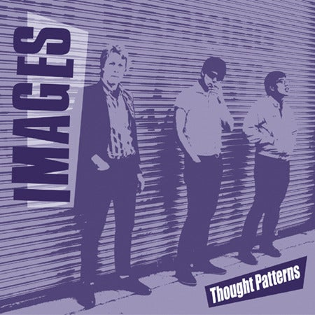 """Image of IMAGES """"THOUGHT PATTERNS"""" 7INCH + DOWNLOAD 45RPM13"""