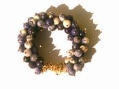 Image of Sodalite Cluster Bracelet