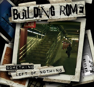 Image of Something Left of Nothing CD
