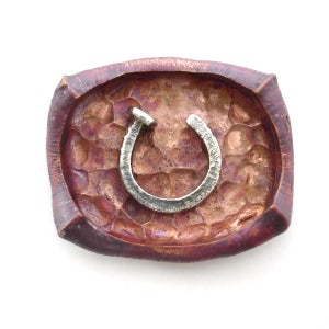 Image of Silver Nail Ring