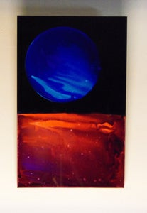 Image of Planetary Landscape 1