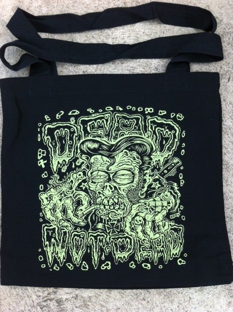 Image of Dead, Not Dead - Tote Bag
