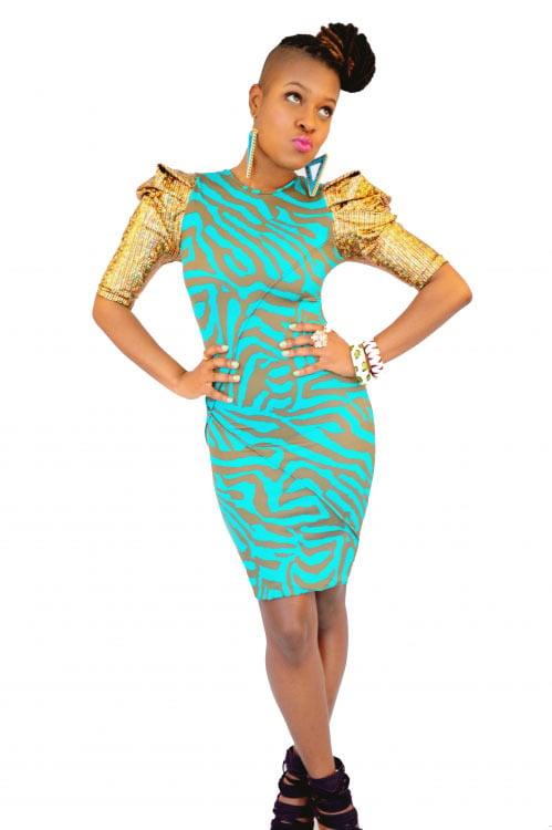 Image of 'LEE' Dress