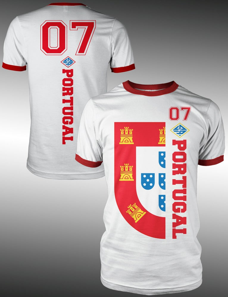 Image of 'Portugal Graphic' W