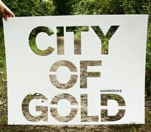 Image of hammocks - city of gold