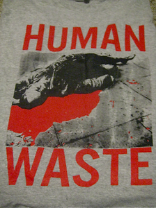 Image of Human Waste-Unconditional Hatred Short Sleeve