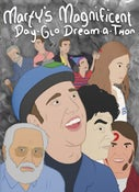 Image of Marty's Magnificent Day-Glo Dream-a-Thon! (2011) - DVD