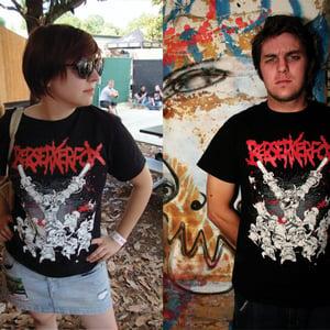 """Image of BerserkerfoX """"ChainfoX"""" T-Shirt"""