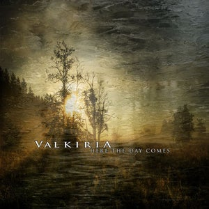 "Image of Valkiria "" here the day comes "" Digicd"