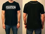 Image of Fixation Shirt Black