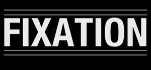 Image of Vinyl Fixation Frame Sticker WHITE
