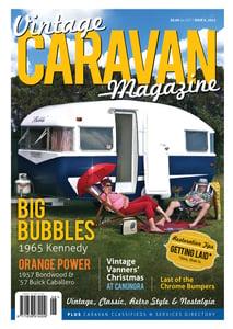 Image of Issue 6 Vintage Caravan Magazine