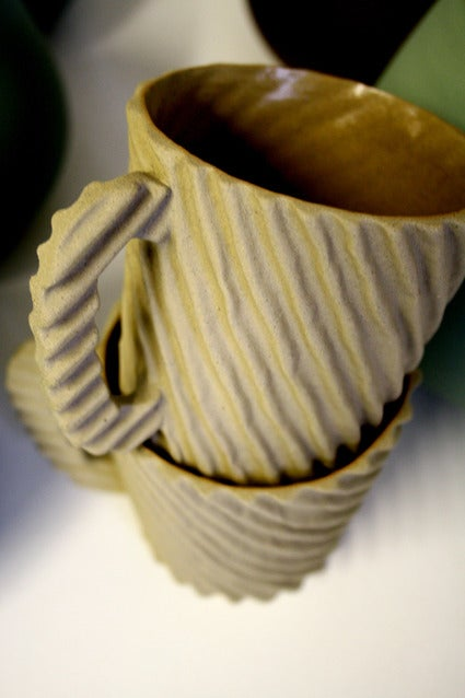 Image of Corrugated Mugs