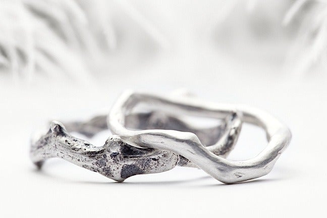 Shipwrecked in Heaven Ring Pair RedSofa