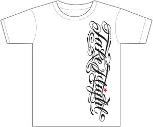 Image of TF Script Tee (White)