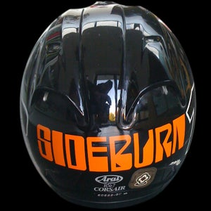 Image of Rollerball-style sticker
