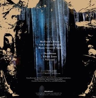 "B!158 Josh Hydeman ""Madison's Fence"" LP"