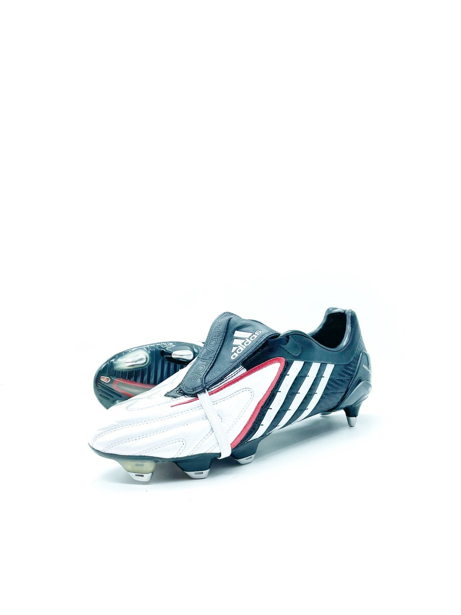 Image of Adidas Predator Powerswerve Sg white grey