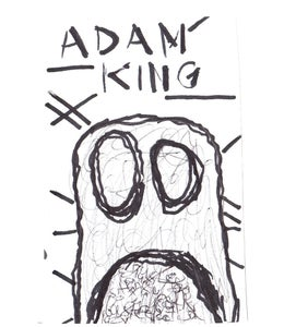 "Image of ADAM KING - ""ADAM KING"""