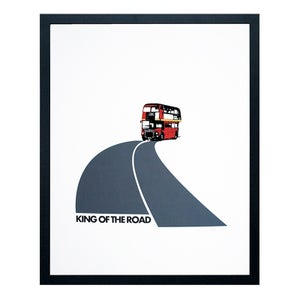 Image of Routemaster Print