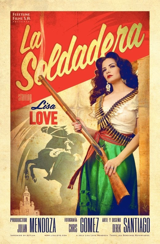 Image of La Soldadera