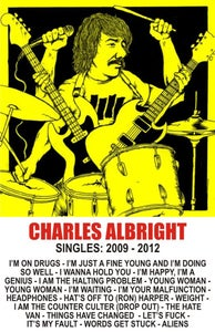 Image of CHARLES ALBRIGHT - The First Four Years (CASS)