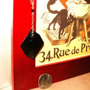 Image of Black Velvet Necklace