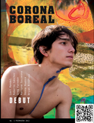 Image of Corona Boreal magazine 1st Issue - DEBUT
