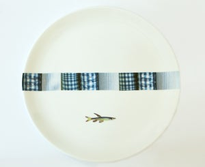 Image of Something Fishy 22cm Dinner Plate