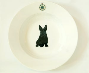 Image of Woof Woof Pasta Serving Bowl