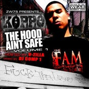 "Image of Koppo - ""The Hood Ain't Safe"""