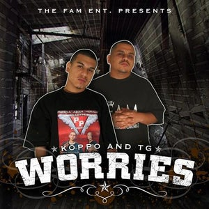 "Image of Koppo & TG - ""Worries"""