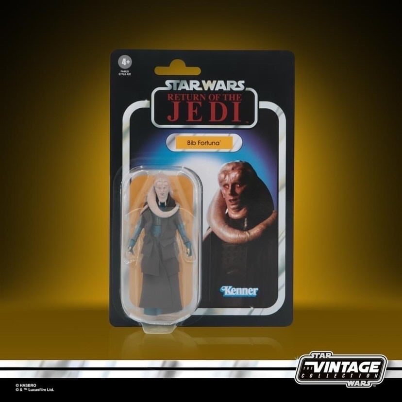 Image of Star Wars The Vintage Collection Bib Fortuna
