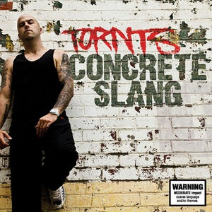 "Image of TORNTS ""Concrete Slang"" CD"