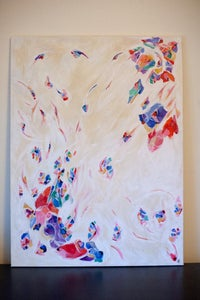 Image of Disjointed Or Free, 30X40 Canvas