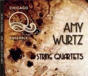 Image of Amy Wurtz String Quartets