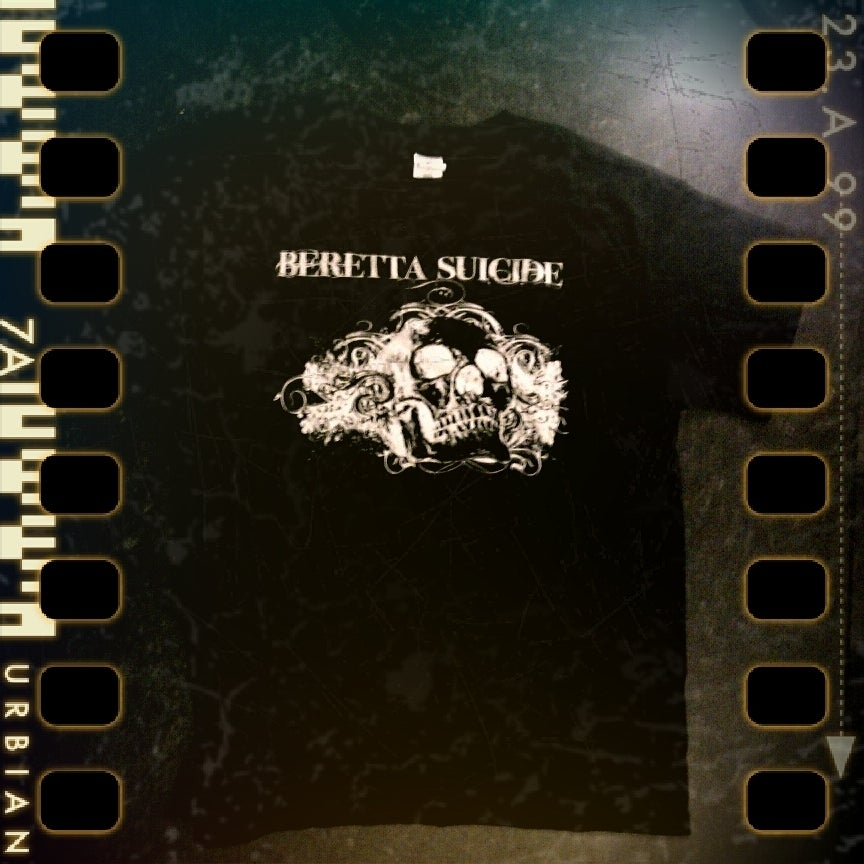 Image of Skull Mens Tee