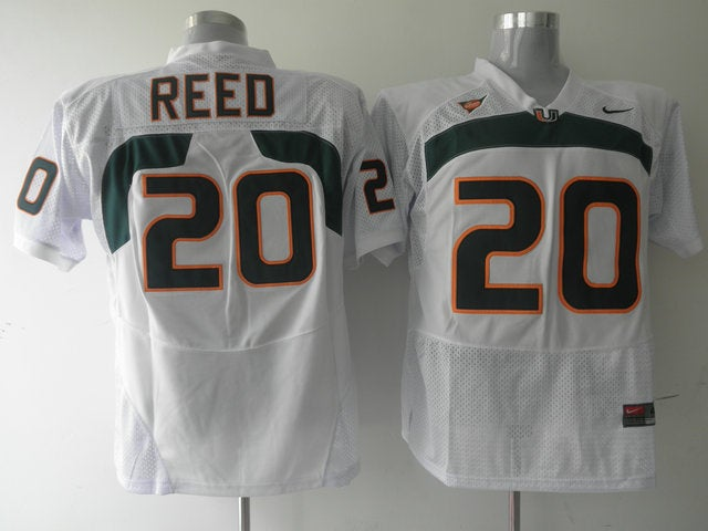 8f8450e72b2 EdReed — Ed Reed Signed Miami Jersey