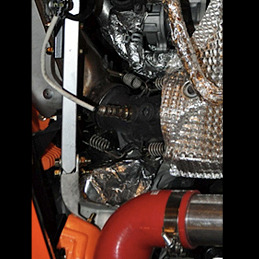 Image of Arctic Cat Z1 Turbo Exhaust By Pass
