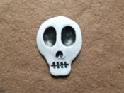Image of Sugar Skulls Hair Piece - Plain