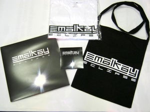 Image of DP055 :: Emalkay: Eclipse Album Sampler Package (3x Vinyl + CD Album)