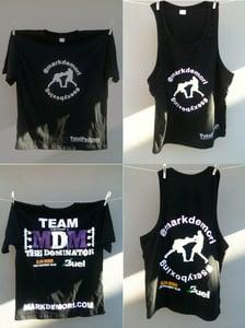 Image of 2012 Team MDM Tees & Singlets