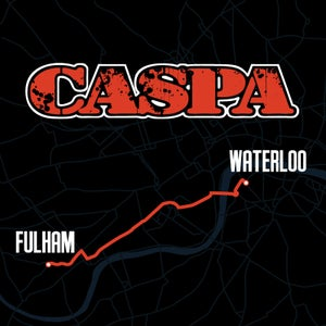 Image of DP050 :: Caspa: Fulham 2 Waterloo / Bang Bang
