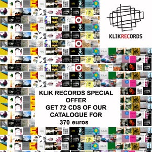 Image of OFFER - 72 CDS for 370 euros.