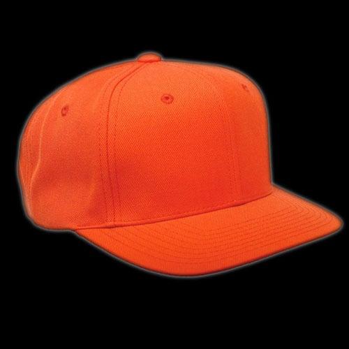 Image of Snapback orange vierge