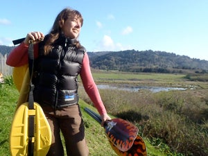 Image of Women's Sequoia Down Vest