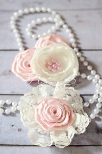 Image of Girls Pearl necklace