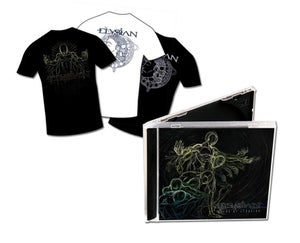 Image of CD + 1 Shirt Sweet Deal